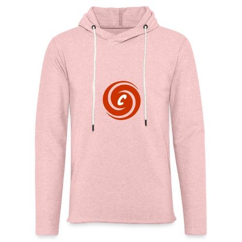 Logo Cinnox - Leichtes Kapuzensweatshirt Unisex