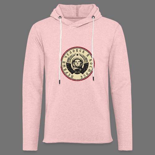 Kosmonauta 4c (oldstyle) - Lekka bluza z kapturem