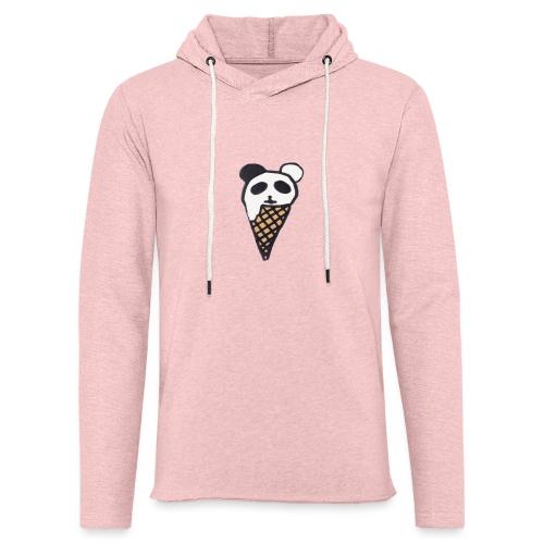 Petit Panda - Sweat-shirt à capuche léger unisexe