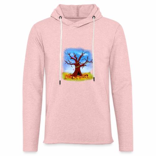 Tree spirits - Lekka bluza z kapturem