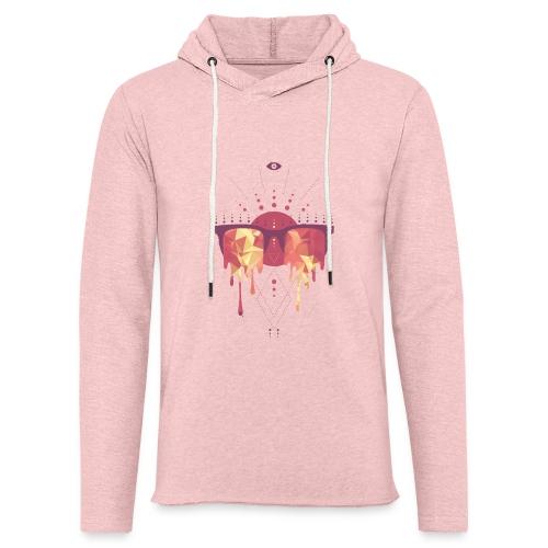 summer png - Let sweatshirt med hætte, unisex