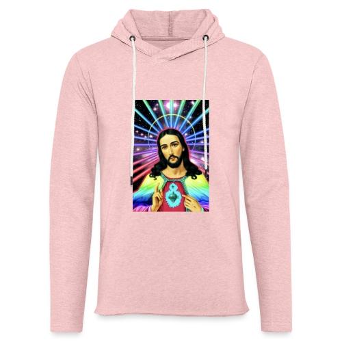 Neon Jesus - Light Unisex Sweatshirt Hoodie