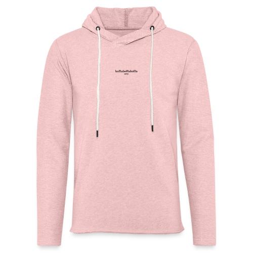 boffaboffaboffa - Lett unisex hette-sweatshirt