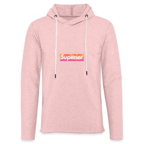 Limited Edition MARZIPAN Design - Light Unisex Sweatshirt Hoodie