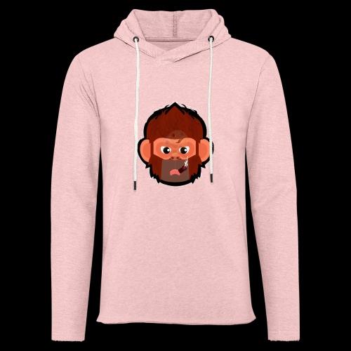 PoGo Mask t-shirt - Let sweatshirt med hætte, unisex
