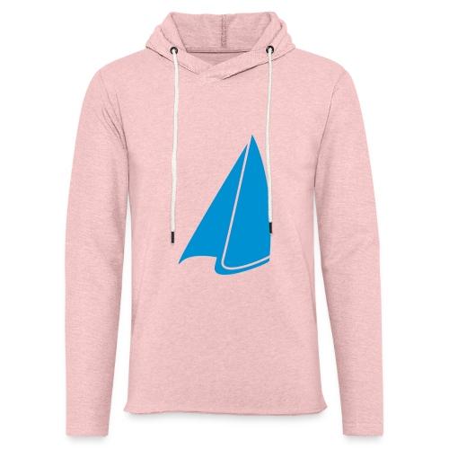 Segel Einfarbig - Leichtes Kapuzensweatshirt Unisex