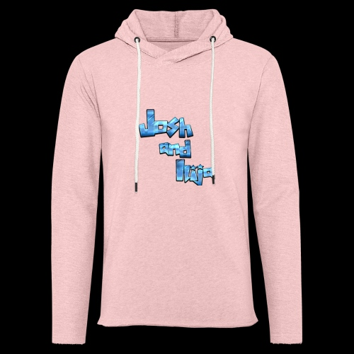 Josh and Ilija - Light Unisex Sweatshirt Hoodie