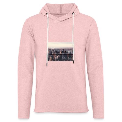 spreadshirt - Sweat-shirt à capuche léger unisexe