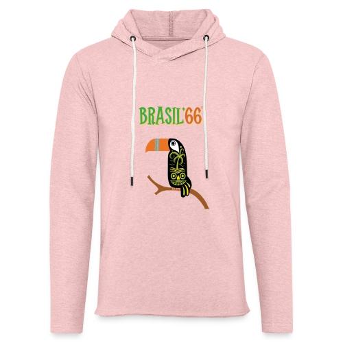 Brasil66 - Lett unisex hette-sweatshirt