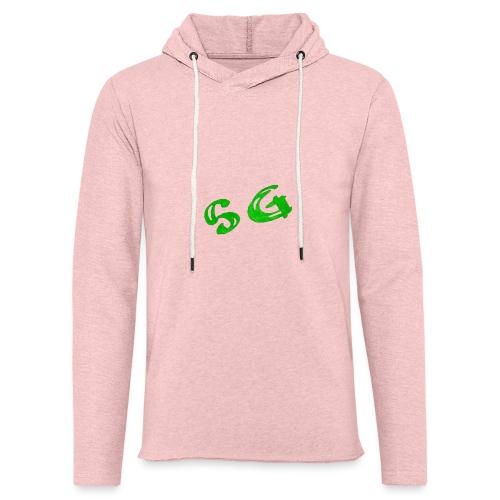 StreamGangster - Lichte hoodie unisex