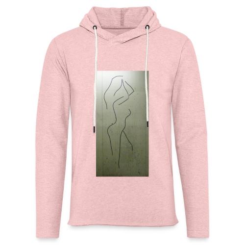 Magnetic Nude - Lichte hoodie unisex