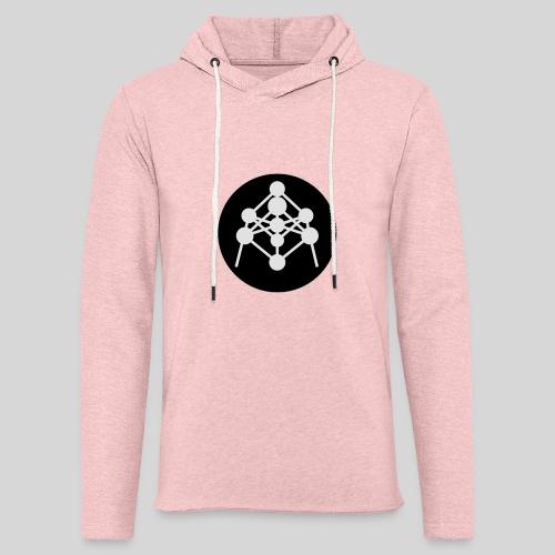 Atomium - Sweat-shirt à capuche léger unisexe