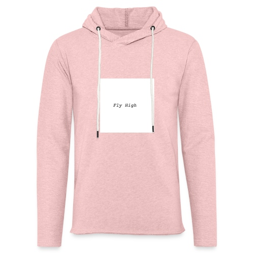 Fly High Design - Light Unisex Sweatshirt Hoodie
