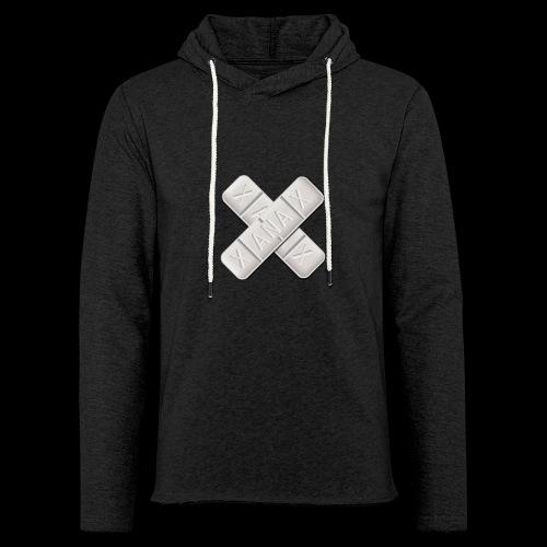 Xanax X Logo - Leichtes Kapuzensweatshirt Unisex