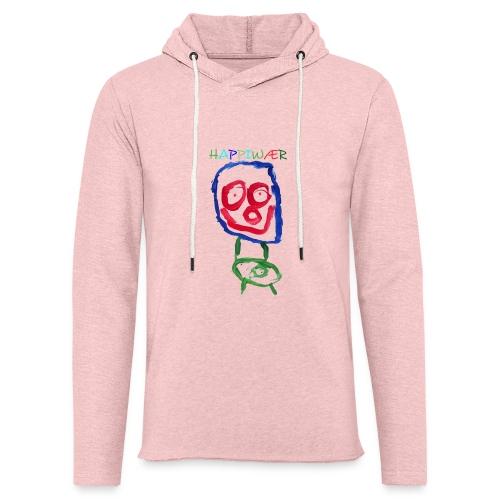 happiwær2 - Let sweatshirt med hætte, unisex