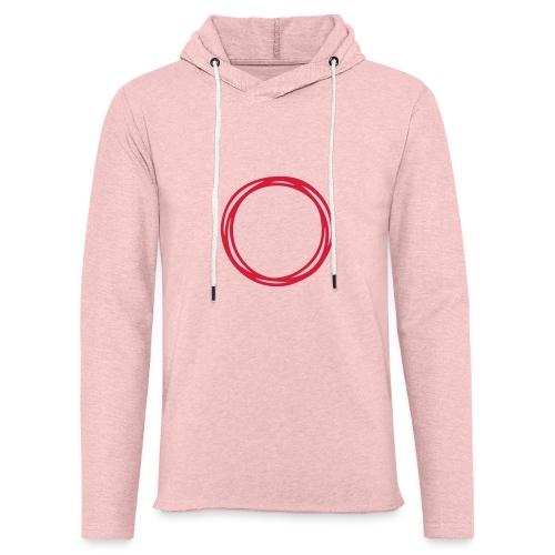 Circles and circles - Light Unisex Sweatshirt Hoodie