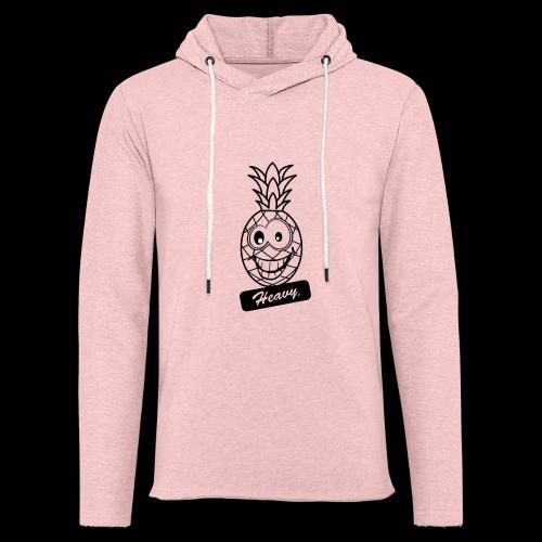 Design Ananas Heavy - Sweat-shirt à capuche léger unisexe