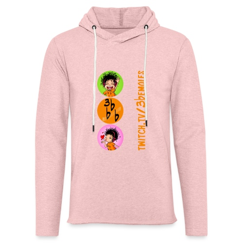 Camiseta (Be circulos) - Sudadera ligera unisex con capucha