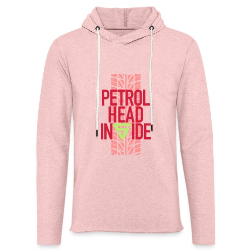 Petrolhead inside - Sweat-shirt à capuche léger unisexe