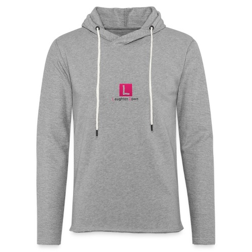 laughterdown official - Light Unisex Sweatshirt Hoodie