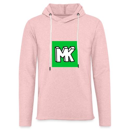 MK - Lichte hoodie unisex
