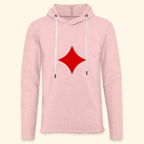 Poker - Leichtes Kapuzensweatshirt Unisex