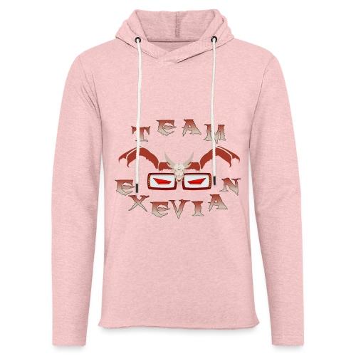 Logo Team Exevian Speciale 1000 - Felpa con cappuccio leggera unisex