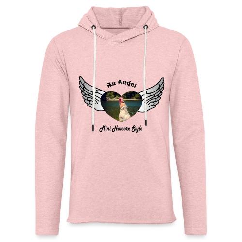 An Angel bunt - Leichtes Kapuzensweatshirt Unisex