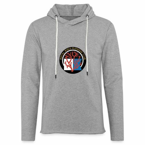 Royal Wolu Plongée Club - Sweat-shirt à capuche léger unisexe