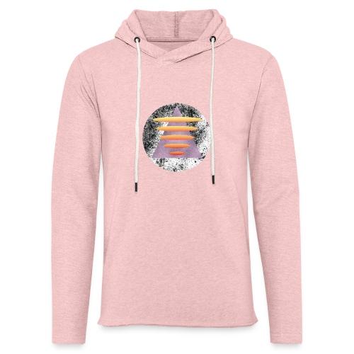 Triangle Gate - Lett unisex hette-sweatshirt