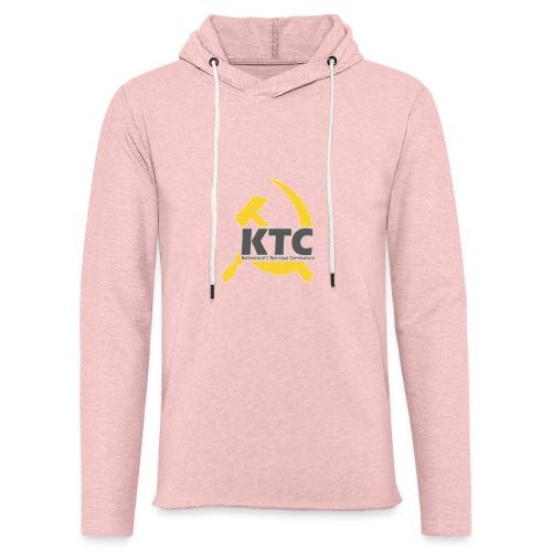 kto communism shirt - Lätt luvtröja unisex