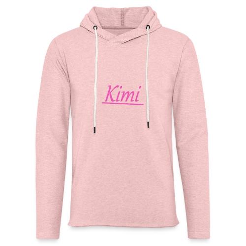 Kimi copy - Lichte hoodie unisex