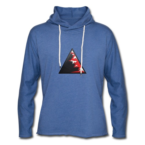 Climb high as a mountains to achieve high - Light Unisex Sweatshirt Hoodie