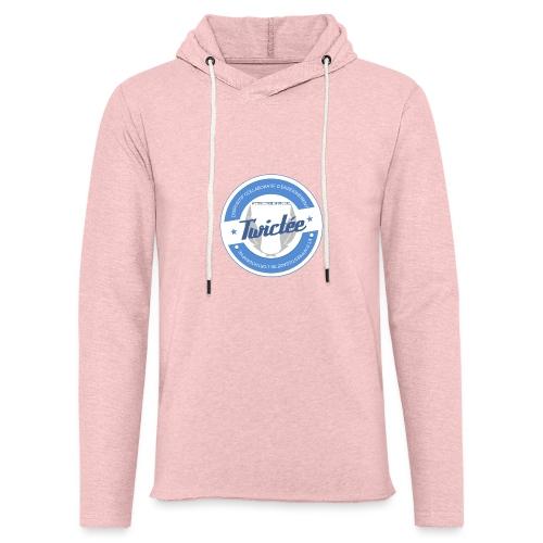 logo twictee - Sweat-shirt à capuche léger unisexe