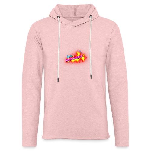 Spilministeriet - Let sweatshirt med hætte, unisex