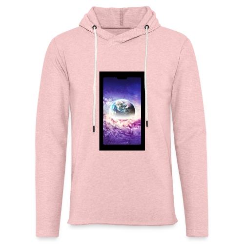 Univers - Sweat-shirt à capuche léger unisexe