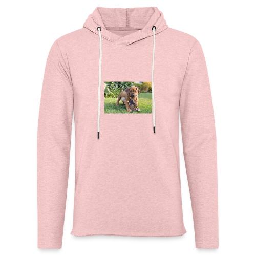 adorable puppies - Light Unisex Sweatshirt Hoodie