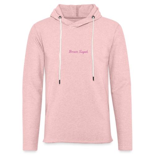 Brown sugah - Light Unisex Sweatshirt Hoodie