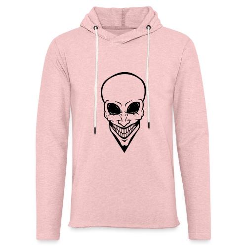 Alien - Leichtes Kapuzensweatshirt Unisex