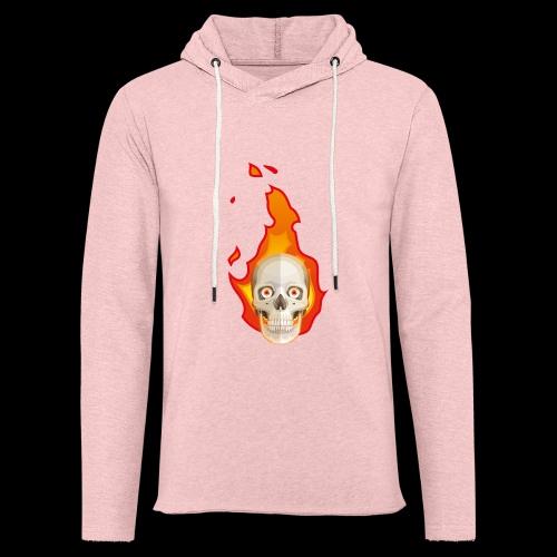 Ghost rider - Sweat-shirt à capuche léger unisexe