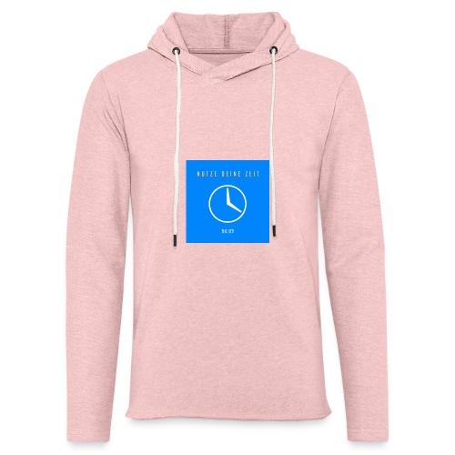 coverZEIT00 - Leichtes Kapuzensweatshirt Unisex