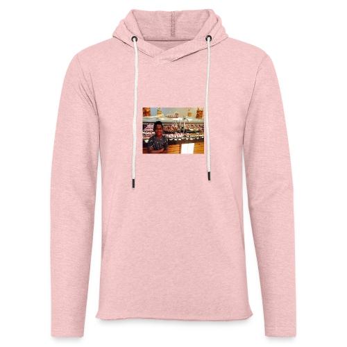Cpr 2934 - Let sweatshirt med hætte, unisex