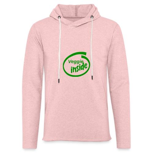 veggie-inside - Leichtes Kapuzensweatshirt Unisex