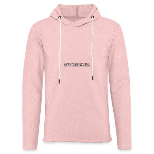 museplade - Let sweatshirt med hætte, unisex