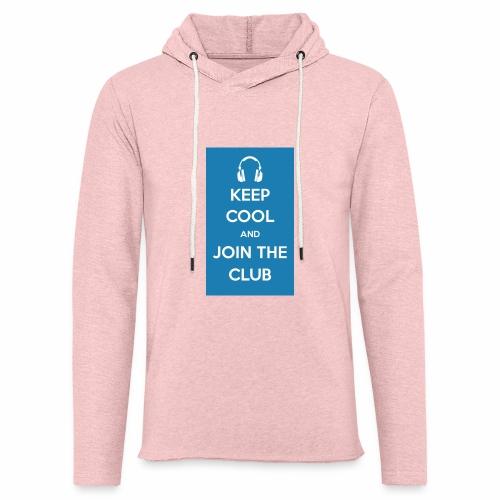 Join the club - Light Unisex Sweatshirt Hoodie
