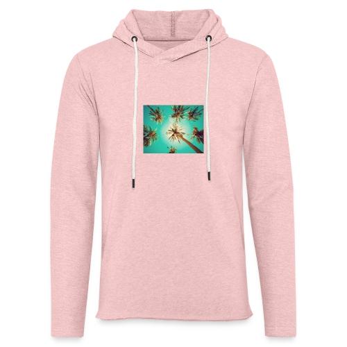 palm pinterest jpg - Light Unisex Sweatshirt Hoodie