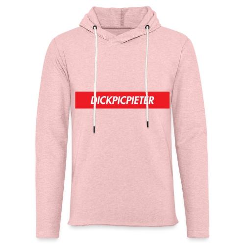DICKPICPIETER - Lichte hoodie unisex