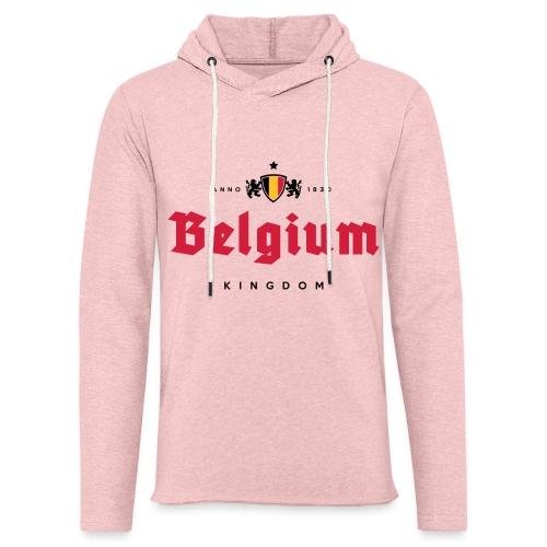 Bierre Belgique - Belgium - Belgie - Sweat-shirt à capuche léger unisexe