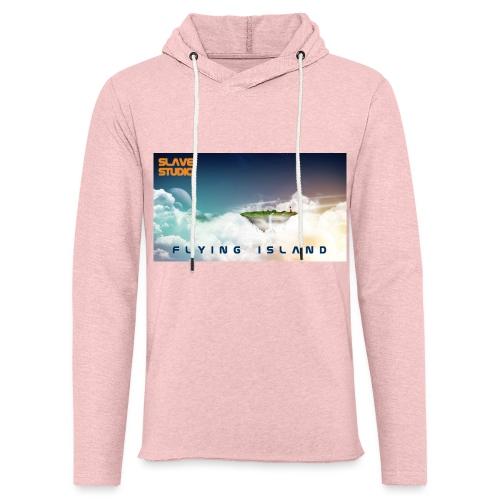 flying island - Felpa con cappuccio leggera unisex