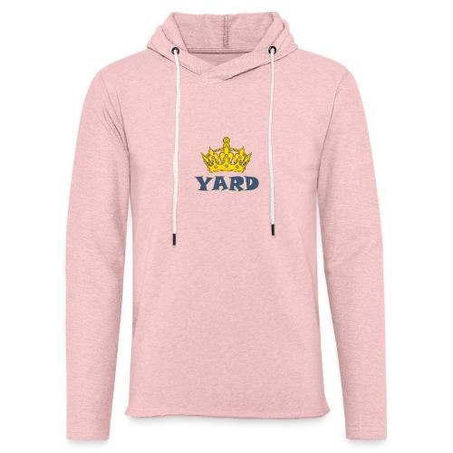 YARD king - Lichte hoodie unisex